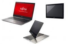 富士通针对企业用户推出6款预装win8.1的变型触控笔记本电脑!