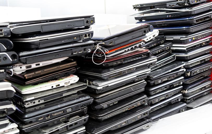 小编分享在2021年的今天二手笔记本电脑回